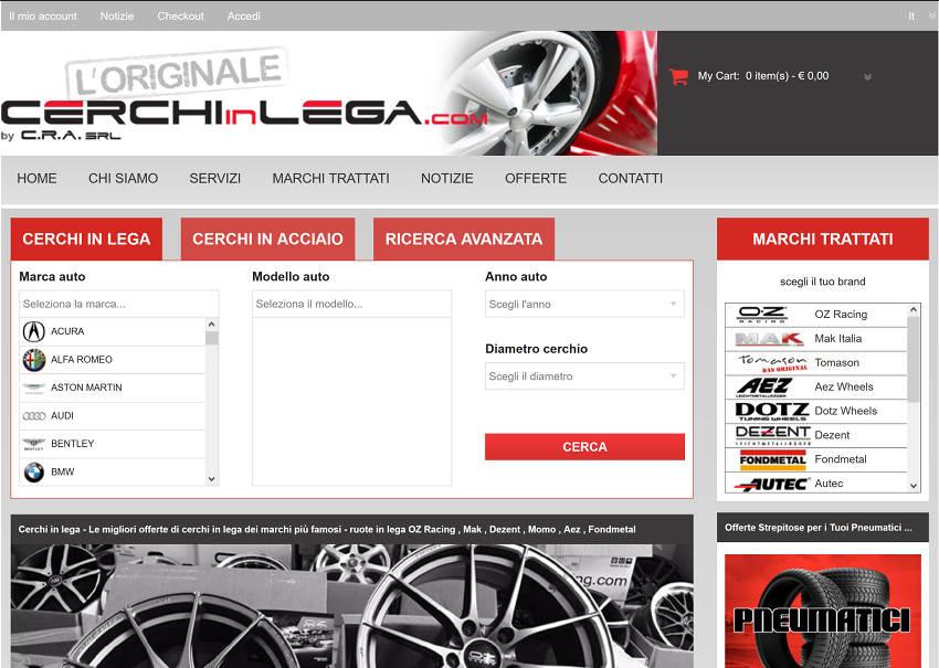 cerchiinlega.com